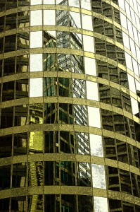 "Award-Architecture, Ginger Zukowski, ""Chicago Reflection"""