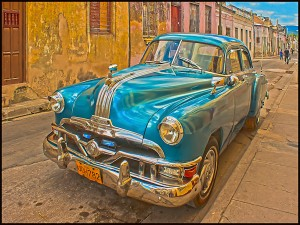 "First Place-Digital Special Effects, Jim Downs, ""Streets of Santiago de Cuba"""