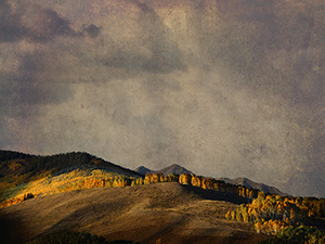 Award – Print Special Effects – Gail Dohrman, Crested Butte Sunset