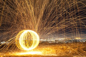 Award – Digital Special Effects – Brad Clayton, Fun with Steel Wool